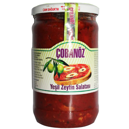 Zeytin Salatası 660 CC